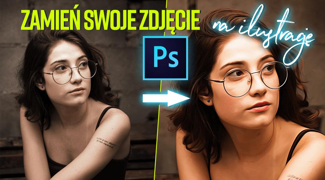 Zmiana koloru w Photoshopie